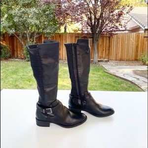 Style & Co Lucia Black Boots